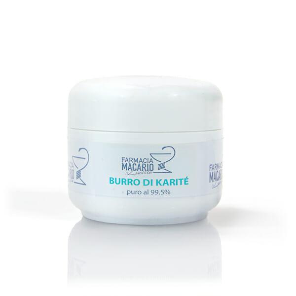 Farmacia Macario Burro Karitè 600