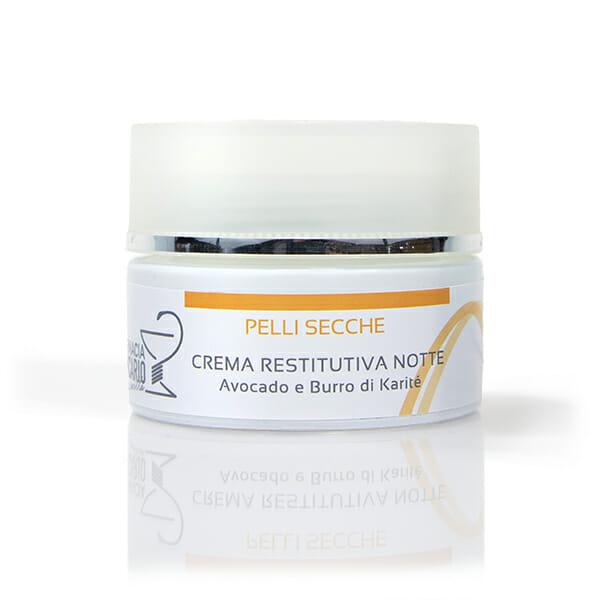 Farmacia Macario Crema Restitutiva Notte 600