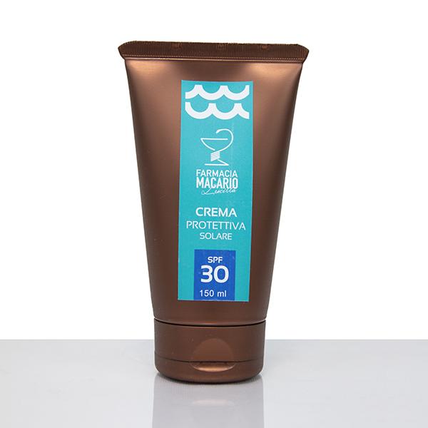 Farmacia Macario Solari Crema protettiva solare 30 600_2