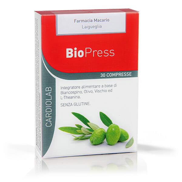 Farmacia Macario biopress 600