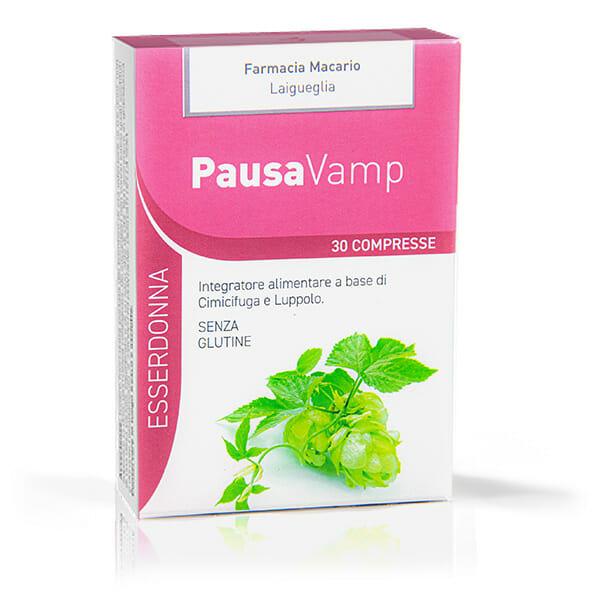 Farmacia Macario pausavamp 600