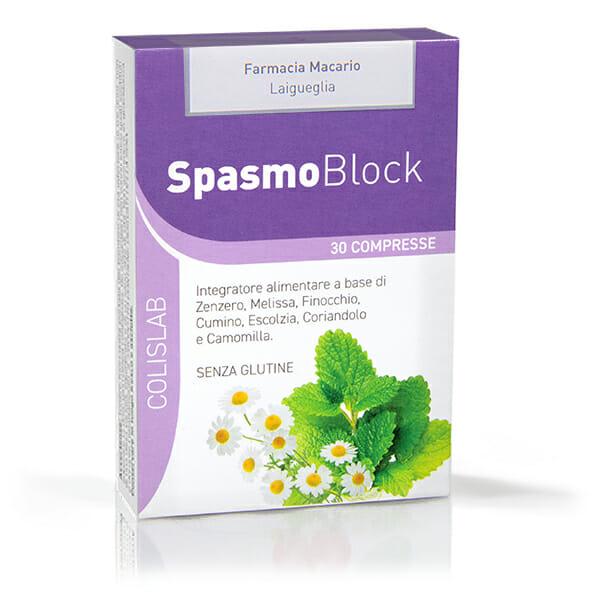 Farmacia Macario spasmoblock 600